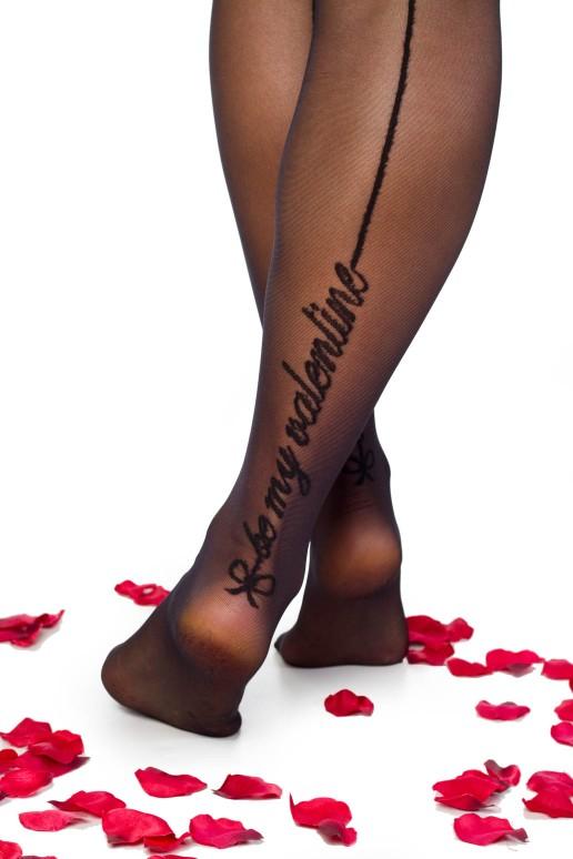 "Чорапогащник ""Be my Valentine"""